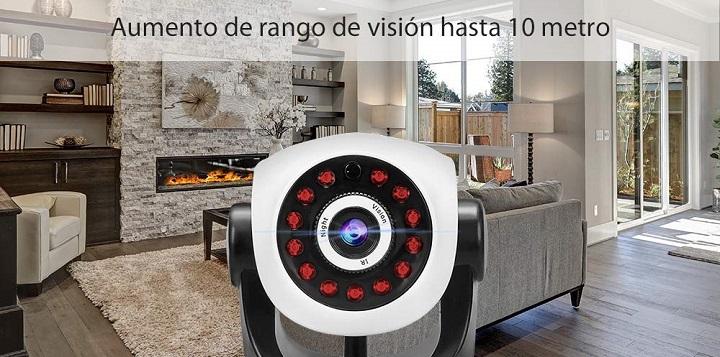 Imagen - Oferta: consigue la cámara de vigilancia Bagotte HD más barata con cupón de descuento