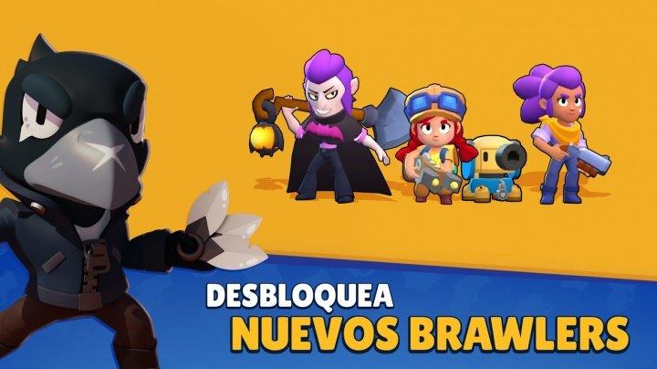 Imagen - Descarga Brawl Stars, el nuevo juego para smartphone de los creadores de Clash Royale