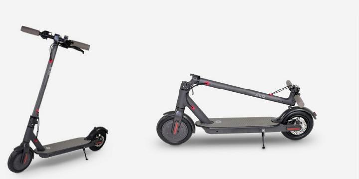 Imagen - Buggy Scooter, el patinete eléctrico plegable y con gran autonomía de SPC