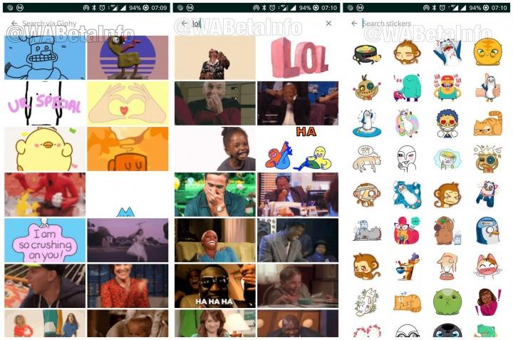 Imagen - WhatsApp añadirá un buscador de stickers y mejorará al compartir archivos