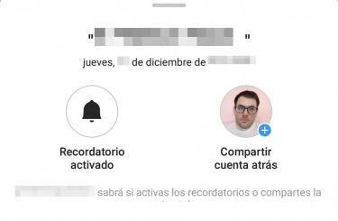 """Imagen - Instagram Stories añade el sticker de """"cuenta atrás"""""""