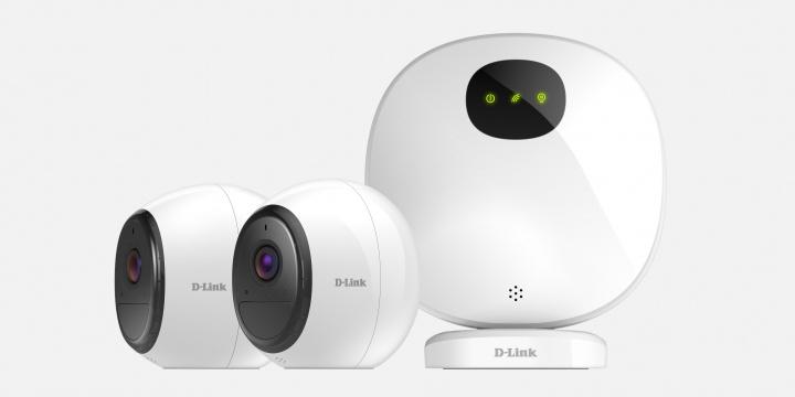 Imagen - D-Link Pro Wire‑Free Camera Kit, las cámaras de seguridad para exteriores sin cables