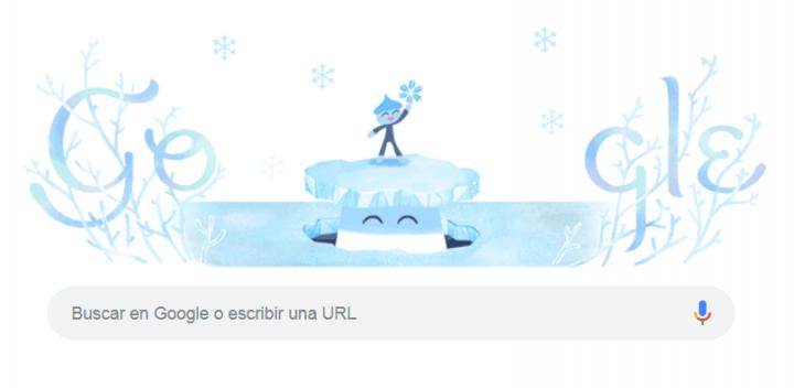 Imagen - Google lanza un Doodle animado por el solsticio de invierno 2018