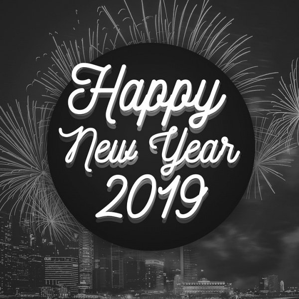 Imagen - 20 imágenes para felicitar el Año Nuevo 2019 por WhatsApp