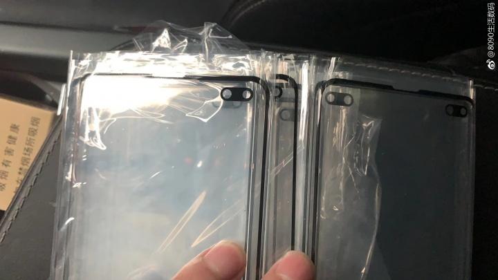 Imagen - Samsung Galaxy S10, se filtra su cámara selfie incrustada en la pantalla