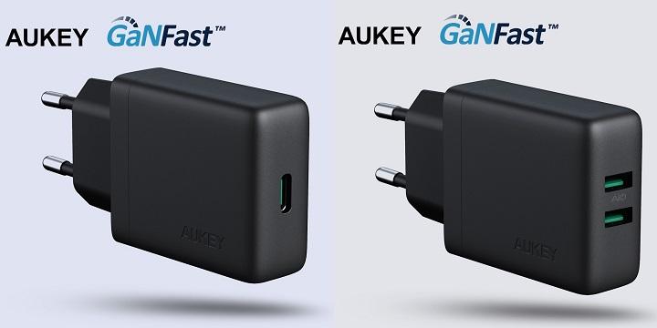 Imagen - GaNFast, la tecnología de los nuevos cargadores de Aukey que unen movilidad y velocidad