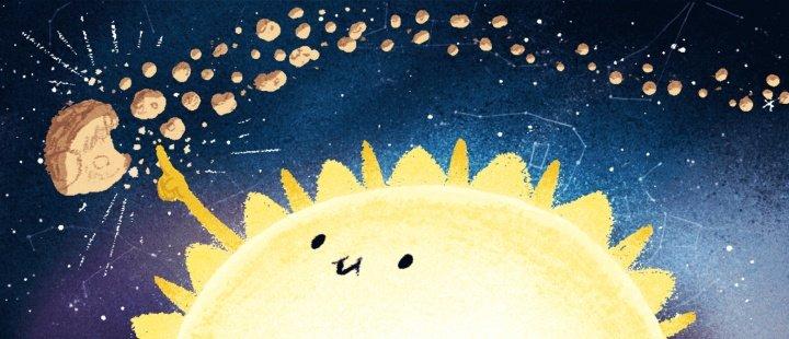 Imagen - Google lanza un Doodle por la lluvia de estrellas de las Gemínidas
