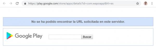 Imagen - Wapo es eliminado de Google Play por una foto en ropa interior