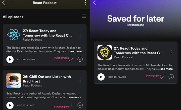 Imagen - Próximas novedades de Spotify: importación de música, rediseño de la biblioteca y más