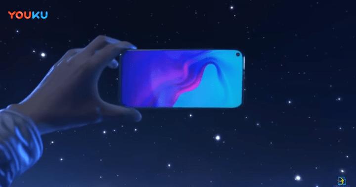 Imagen - Huawei Nova 4 tendrá la cámara frontal incrustada en la pantalla