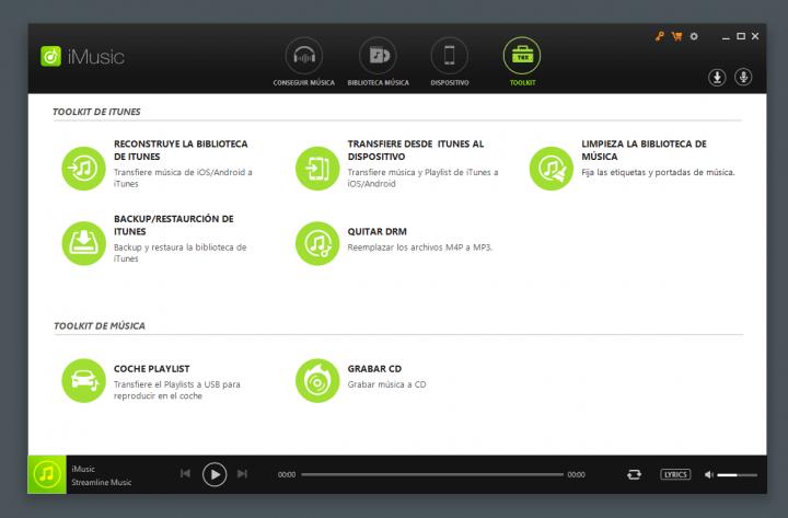 Imagen - Descarga iMusic: gestiona y descarga canciones de YouTube