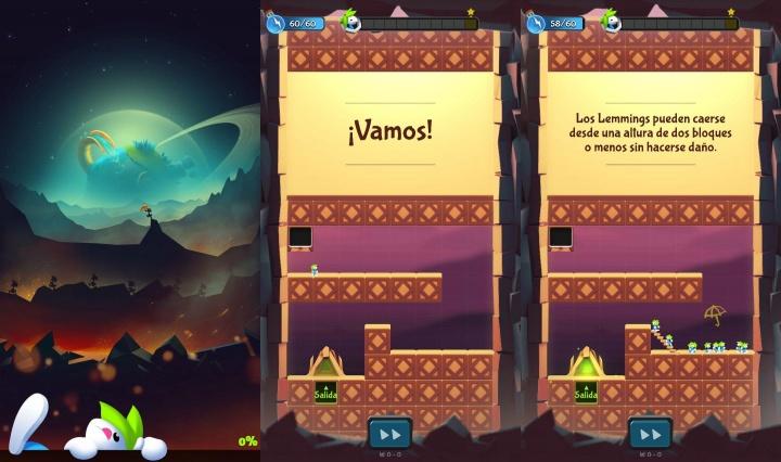 Imagen - Descarga Lemmings, el mítico juego regresa para iOS y Android
