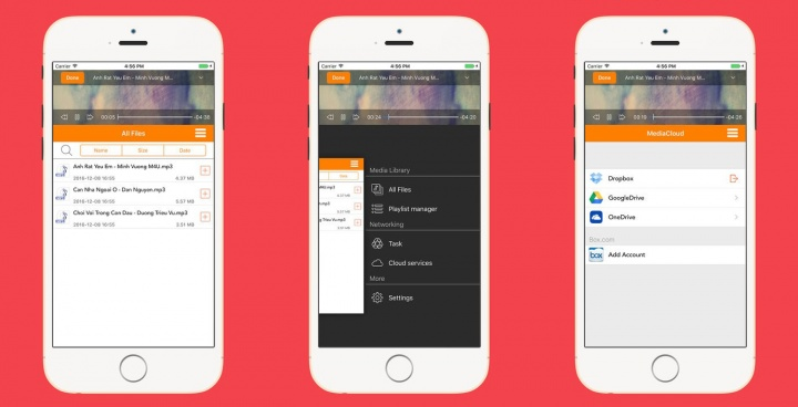Imagen - MediaCloud Free, un reproductor de música gratis en streaming