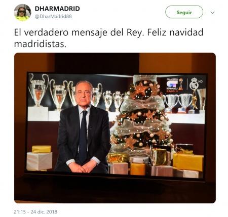 Imagen - Los mejores memes del mensaje de Navidad 2018 del Rey