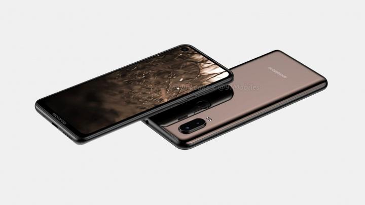 Imagen - Motorola P40, así puede ser su diseño final