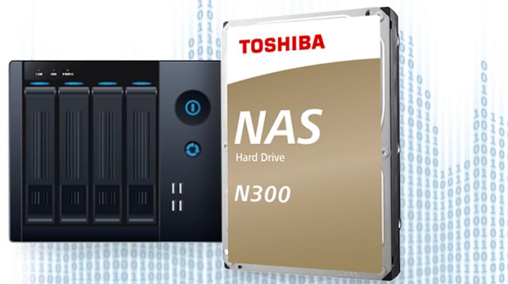 Imagen - N300 y X300, los nuevos discos duros de Toshiba de alto rendimiento y sellado de helio