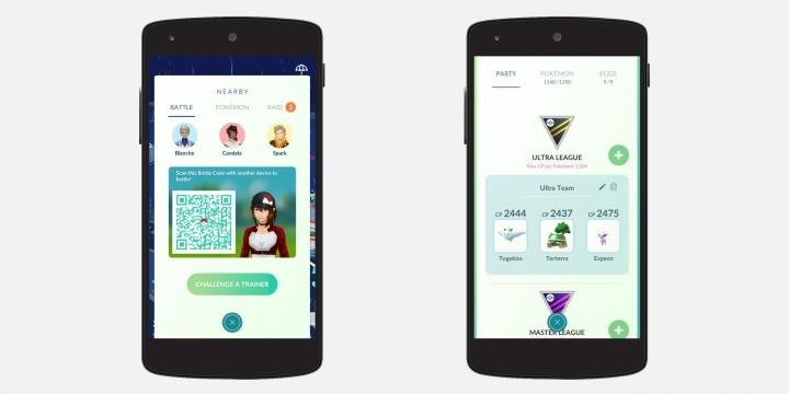 Imagen - Pokémon Go estrena los combates PvP contra otros jugadores