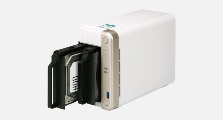 Imagen - QNAP TS-251B, un NAS versátil: diseño compacto, ranura PCIe y salida HDMI 4K