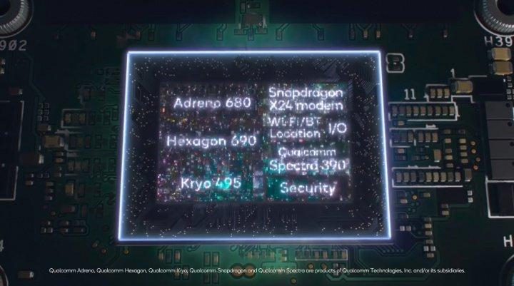 Imagen - Snapdragon 8cx, el nuevo procesador a 7 nm para portátiles siempre conectados