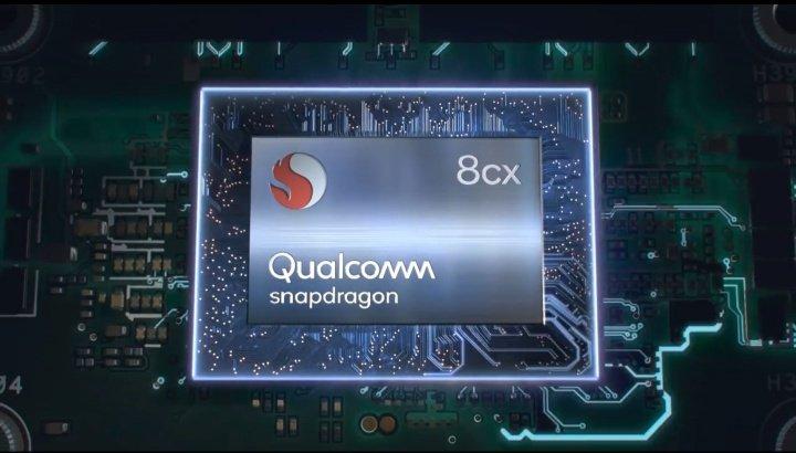 Snapdragon 8cx, el nuevo procesador a 7 nm para portátiles siempre conectados
