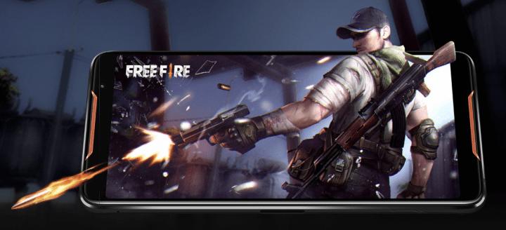 Imagen - Asus ROG Phone llega a España: el móvil gaming con pantalla a 90 Hz y gatillos laterales