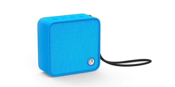 Sonic Boost 210, el altavoz inteligente de Motorola compatible con Assistant, Alexa y Siri