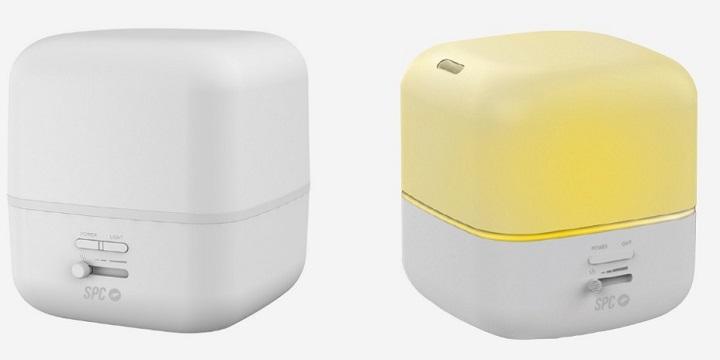 Imagen - SPC Nerta, un difusor de aromas con iluminación LED controlable desde el móvil
