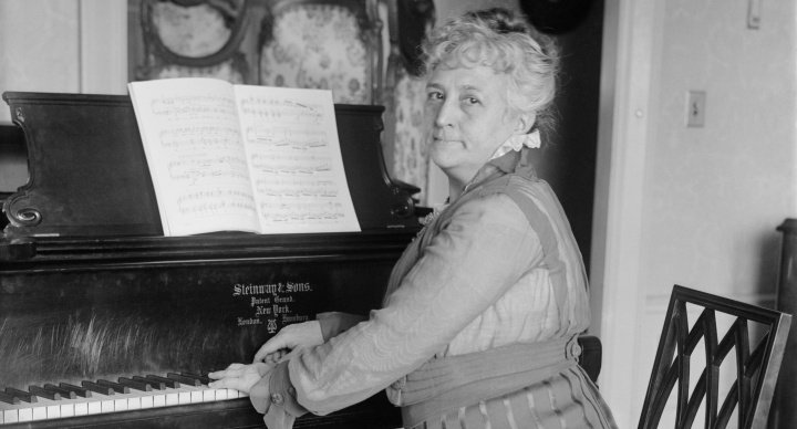 Imagen - Google dedica un Doodle a la pianista Teresa Carreño