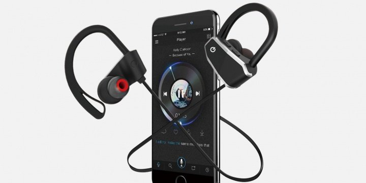 Oferta: Voberry Z10, unos auriculares deportivos Bluetooth con un 50% de descuento