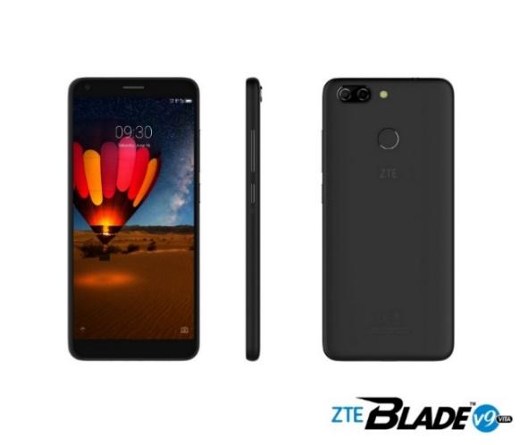 Imagen - ZTE Blade V9 Vita llega a España con Yoigo