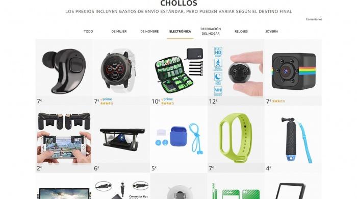"""Imagen - Amazon lanza una sección de """"chollos"""" por menos de 20 euros"""