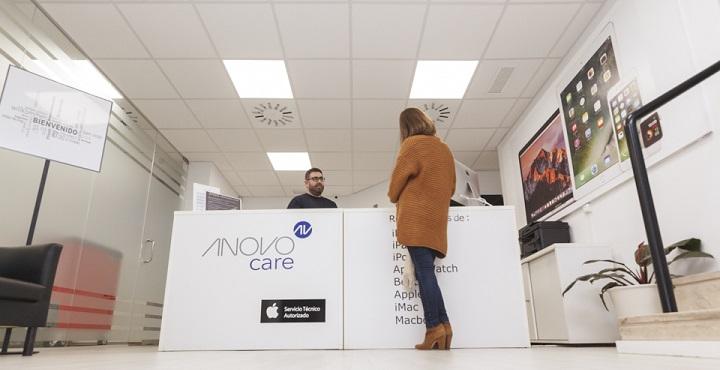 Imagen - Tiendas ANOVO care, servicio técnico oficial en reparación de móviles y más dispositivos