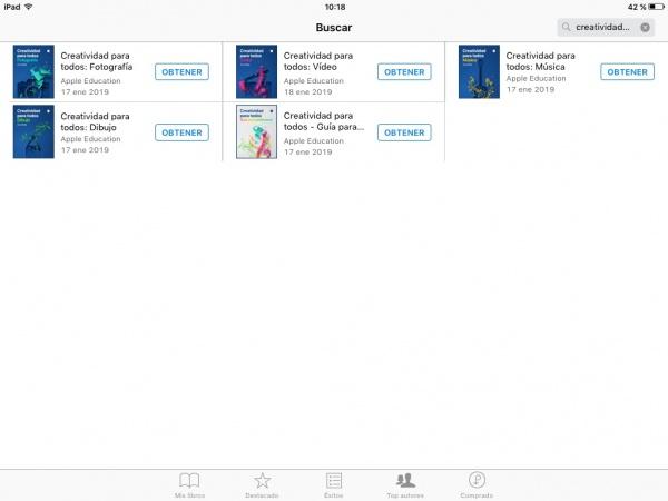 Imagen - Creatividad para todos, unas guías gratuitas de proyectos para el iPad