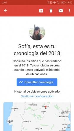 Imagen - Consulta tu cronología de 2018 con Google Maps