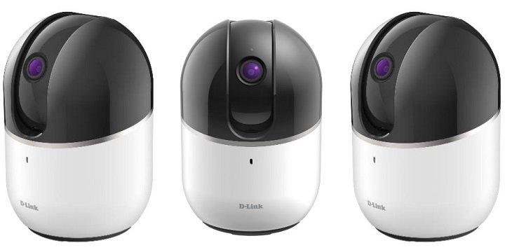 Imagen - D-Link lanza nuevas cámaras de vigilancia, un router 5G y más dispositivos en el CES 2019