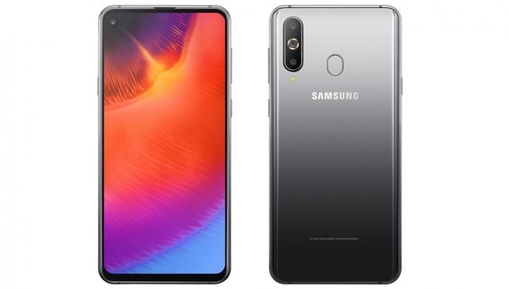 Imagen - Samsung Galaxy A9 Pro (2019) es oficial con cámara frontal incrustada en la pantalla
