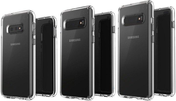 Imagen - Los tres Samsung Galaxy S10 se filtran en nuevas imágenes de fundas