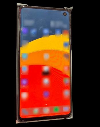 Imagen - Filtrada una imagen del posible diseño oficial del Samsung Galaxy S10