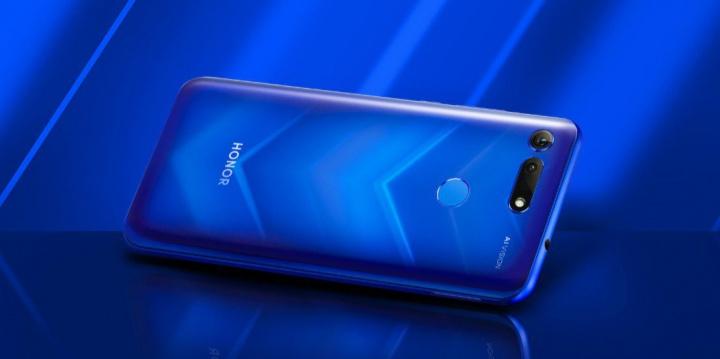 Imagen - Honor View 20 llega a España: cámara selfie en pantalla y trasera de 48 megapíxeles