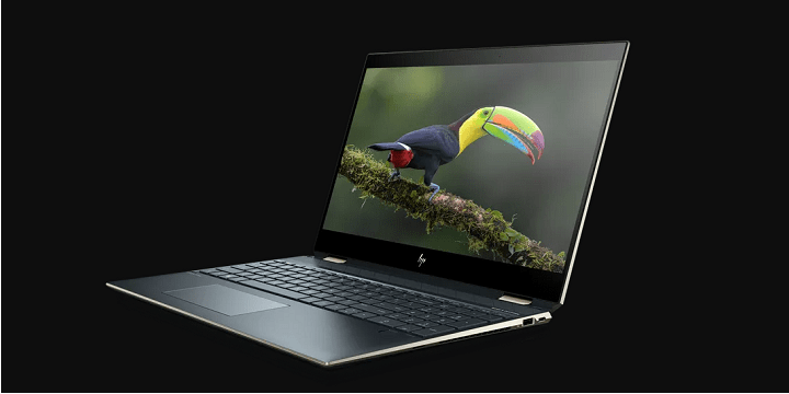 HP Spectre 15 x360, el portátil convertible con pantalla AMOLED