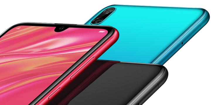 Huawei Y7 Pro (2019) es oficial con pantalla de 6,26 pulgadas y batería de 4.000 mAh