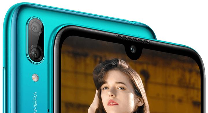 Imagen - Huawei Y7 Pro (2019) es oficial con pantalla de 6,26 pulgadas y batería de 4.000 mAh