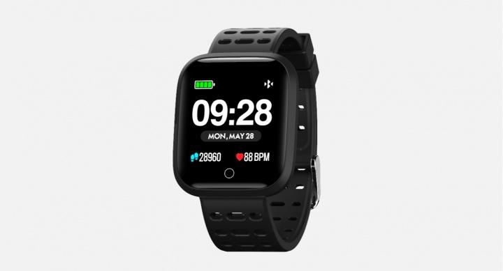 Imagen - InnJoo Sportwatch, un smartwatch resistente al agua y con hasta 7 días de batería