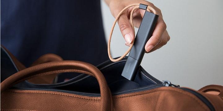 Invoxia GPS Tracker se actualiza incluyendo alarma antirrobo