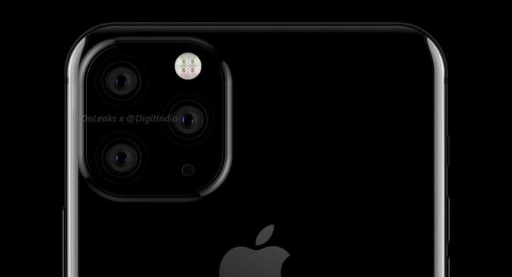 Imagen - iPhone 2019 podría incluir 3 cámaras traseras