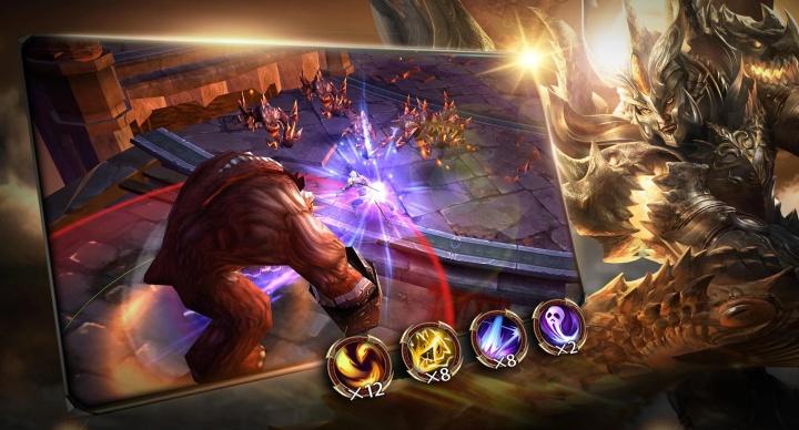 Imagen - Descarga Legacy of Discord, un juego de combate para tu móvil