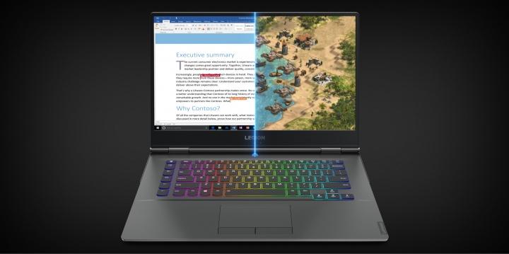 Imagen - Lenovo Legion Y740 e Y540, los portátiles con pantallas de 144 Hz y gráficas Nvidia RTX