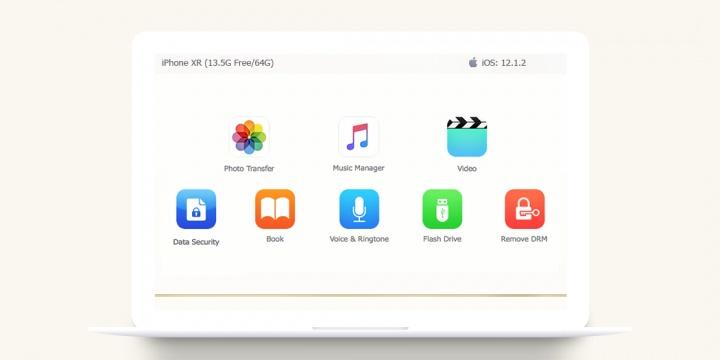Imagen - MacX MediaTrans, la alternativa a iTunes para gestionar tu iPhone y iPad