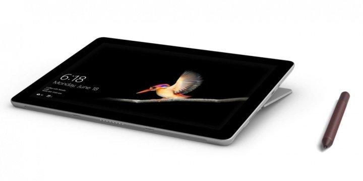 Imagen - Oferta: Microsoft Surface Go con funda teclado y lápiz táctil por 110 euros menos