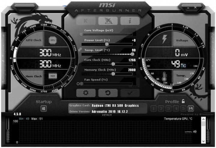 Imagen - Descarga MSI Afterburner para hacer overclocking